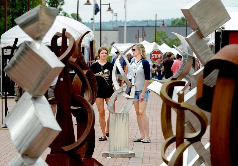 Boulder Fine Art Street Festival