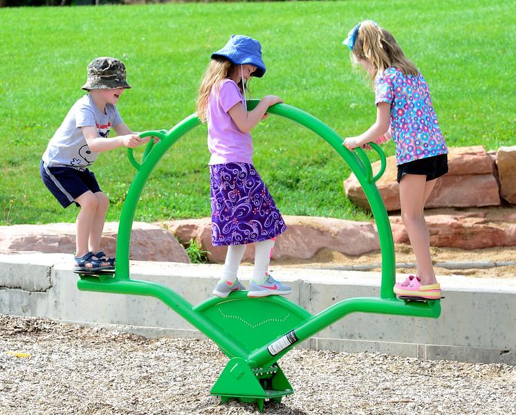 Garden Acres Park Lottery Award