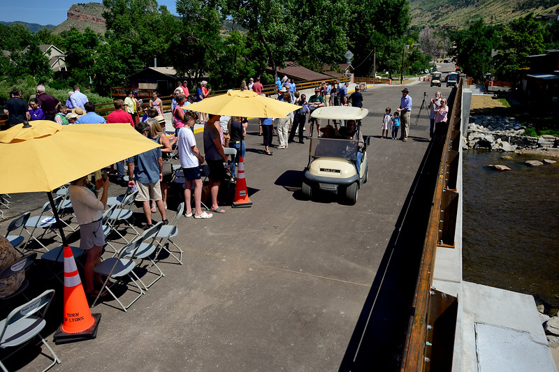 Second Avenue Bridge Reconstruction Completed in Lyons