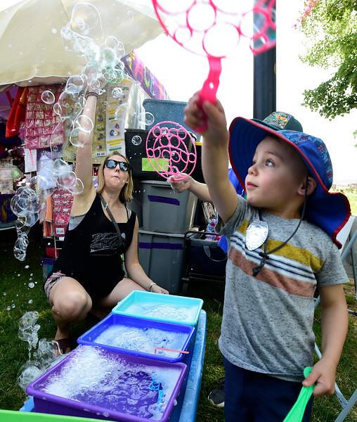 2021 Boulder Creek Festival