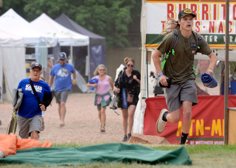 49th Annual Rockygrass Festival