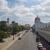 A rooftop view of Cienfuegos, Cuba from Museo de las Artes Palacio Ferrer on March 16, 2018. JACOB VITALI/LOWELL SUN.