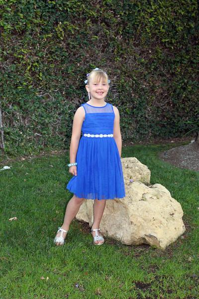 July 21st - Ashley's 7th Birthday