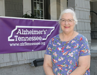 Fran Gray- Alzheimer's Tennessee South Central Tennessee Regional Coordinator