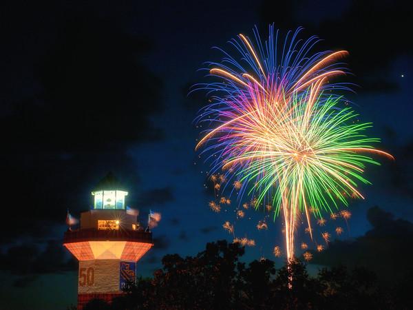 July 4th, 2018 Fireworks