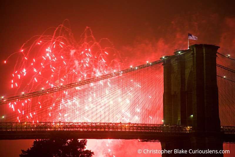 New York City Fireworks 9