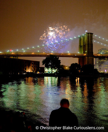 New York City Fireworks 10