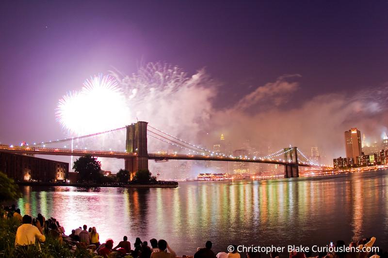 New York City Fireworks 7