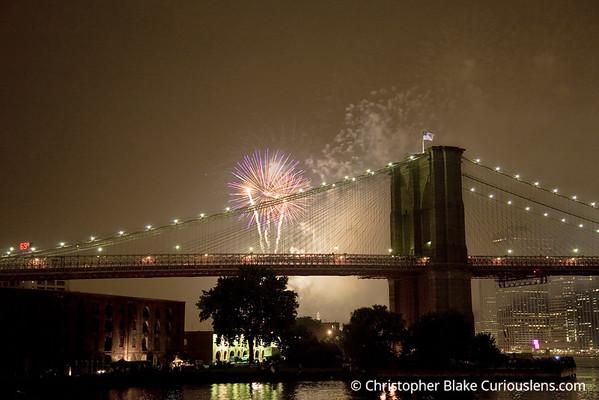 New York City Fireworks 12