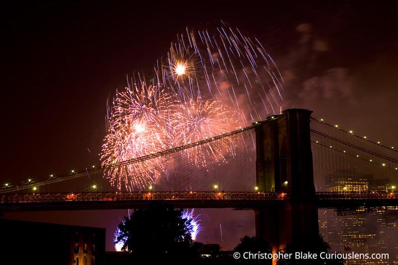 New York City Fireworks 6