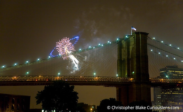 New York City Fireworks 8