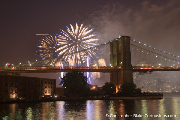 New York City Fireworks 2