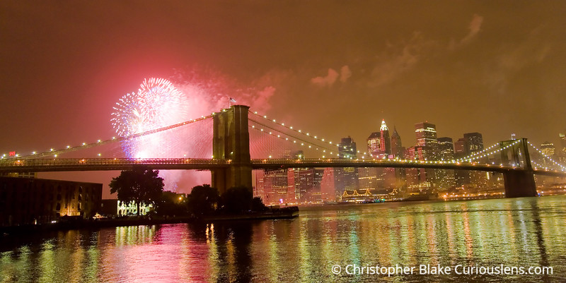 New York City Fireworks 11