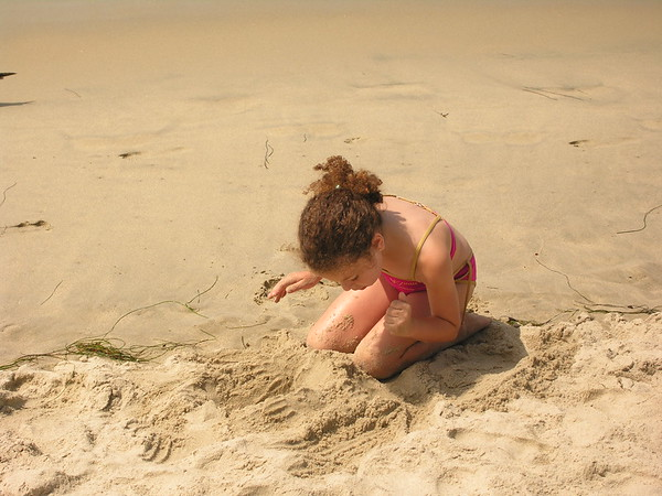 July Aug 08 - Beach, movie & Friends