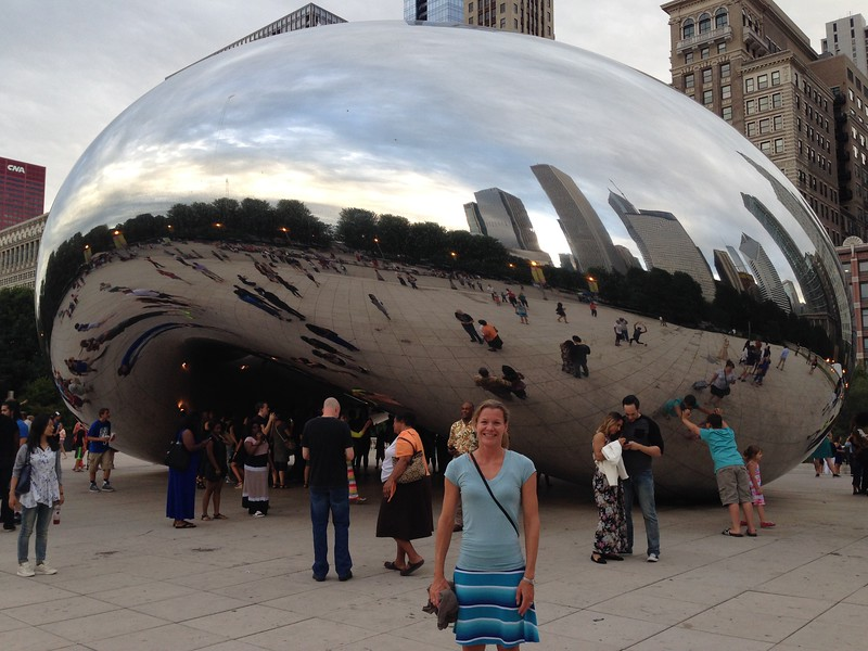 Kathy's trip to Chicago for the ABFM