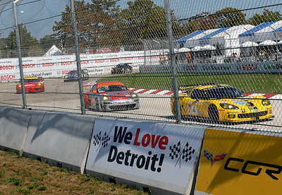 8/30/08 Detroit Belle Isle Grand Prix - American LeMans Series
