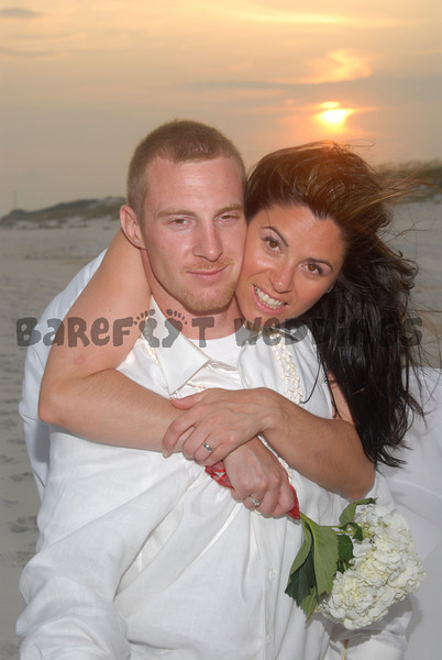 Melissa & Brad