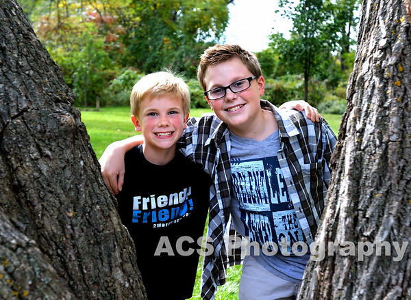 9/30/12 Alex and Spencer at Depot Park