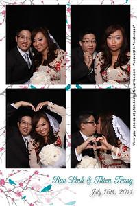 Bao Linh and Thien Trang