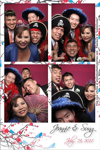 Jeannie and Sung's Wedding