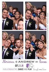 Nerissa and Andrew's Wedding