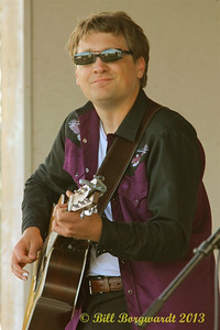 Chris Tabbert - Tiffany Dowhan band - Leduc County 50th Anniversary Celebrations