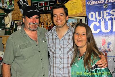 Jazz & Tanis Mathews with Jake Mathews - Dog Rump Creek House Concert