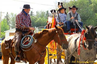 Stagecoach - Vilna Cowboy Fest 2014