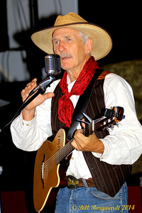 Ed Brown - Vilna Cowboy Fest 2014