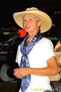 Doris Daley - Vilna Cowboy Fest 2014