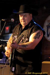 Dave Milner - Trevor Panczak Band at Cook