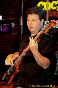 Bass - Craig Moritz at Cook