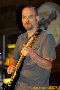 Guitar - Craig Moritz at Cook