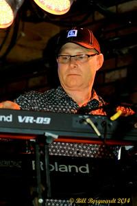 Rob Habetler - Trevor Panczak Band at Cook