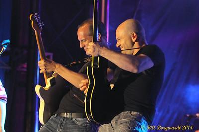 Ryan Davidson & Robin Pelletier - Gord Bamford - Koodonation Stage at K-Days