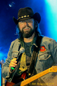 Jason McCoy - The Road Hammers - Koodonation Stage at K-Days