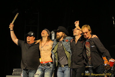 The Road Hammers - Koodonation Stage at K-Days
