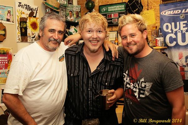 July 4, 2014 - Jaydee Bixby House Concert at Dog Rump Creek Tavern