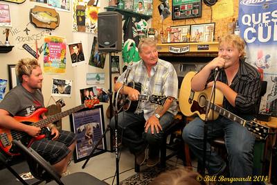 Andrew J Fuller, Bud Bixby, Jaydee Bixby House Concert