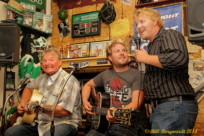 Bud Bixby, Andrew J Fuller, Jaydee Bixby House Concert