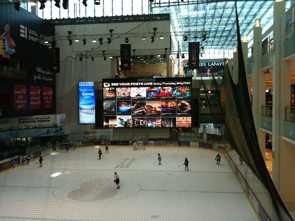 Dubai Mall - Demo