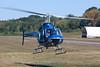 Andrew flying the Bell JetRanger. N39MK. 9/11/10