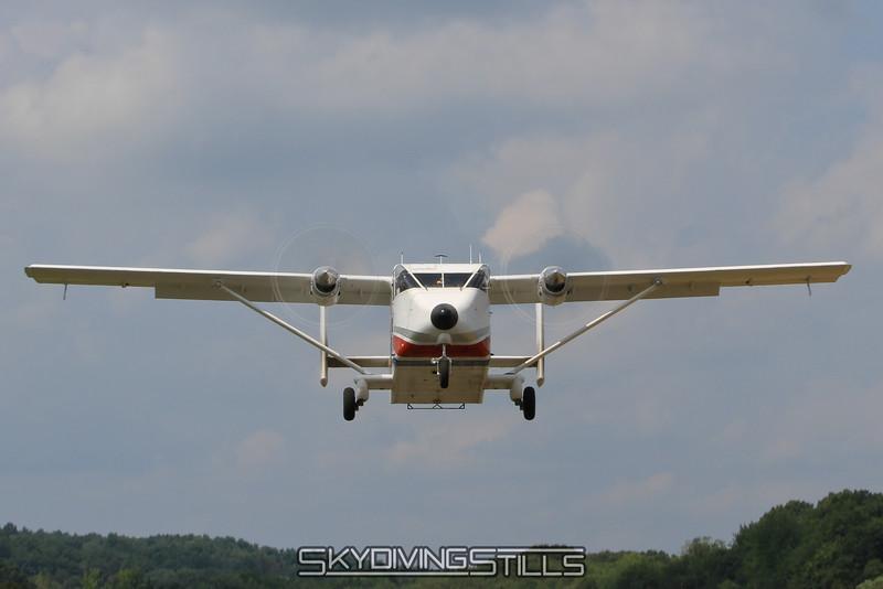 Lead plane off.