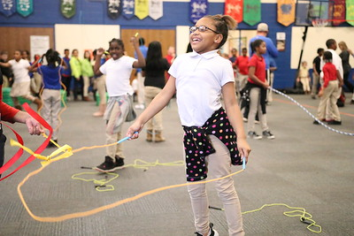 Jump Rope for Heart at Edgewood