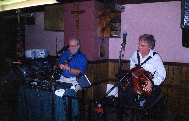 Norman Payne & Billy O'Neill 1