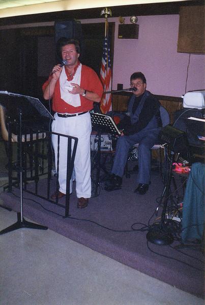 Joe Glynn Sings 1