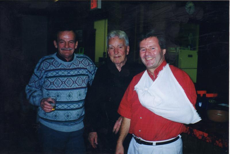 Jack Malley, Peter Burke & Joe Glynn 1