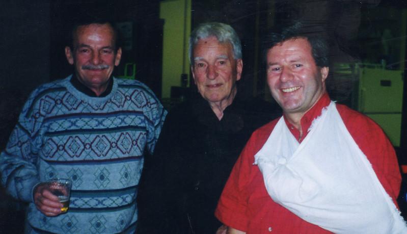 Jack Malley, Peter Burke & Joe Glynn 1a