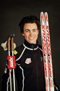 Nick Hendrickson 2012-13 U.S. Nordic Combined Ski Team Photo: Sarah Brunson/U.S. Ski Team