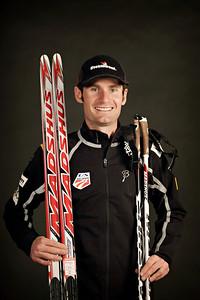 Bryan Fletcher 2012-13 U.S. Nordic Combined Ski Team Photo: Sarah Brunson/U.S. Ski Team